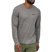 Patagonia Men's Capilene Cool Daily Graphic Long Sleeve Shirt