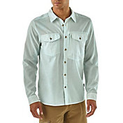 Patagonia Men's Cayo Largo Button Down Long Sleeve Shirt