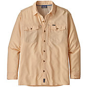 Patagonia Men's Sol Patrol Long Sleeve Button Down Shirt