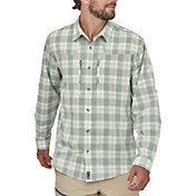 Patagonia Men's Sun Stretch Long Sleeve Button Down Shirt