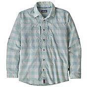 Patagonia Men's Sun Stretch Long Sleeve Button Down Shirt
