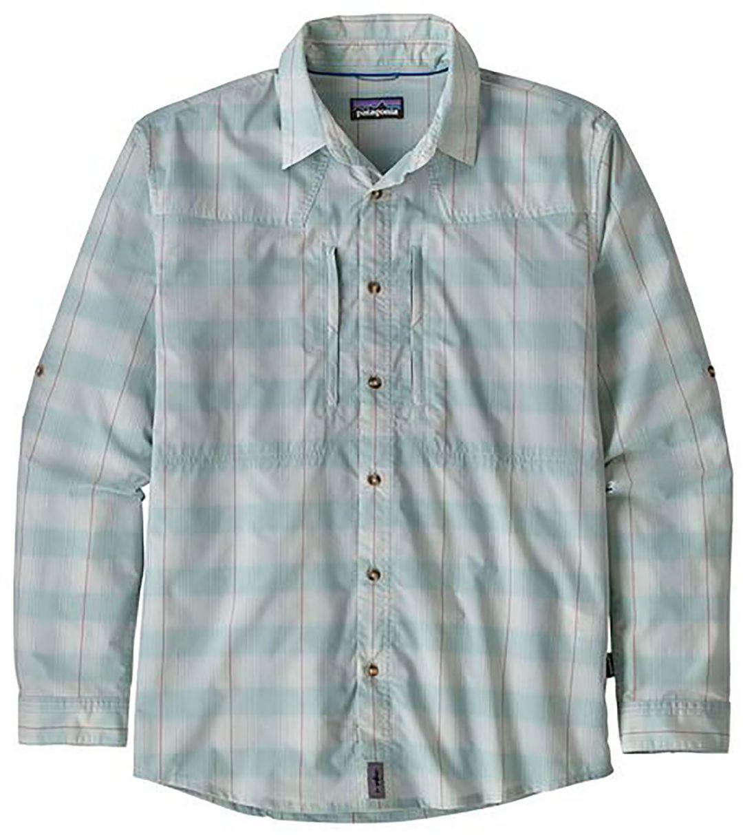 8b4a69eff Patagonia Men s Sun Stretch Long Sleeve Button Down Shirt 1