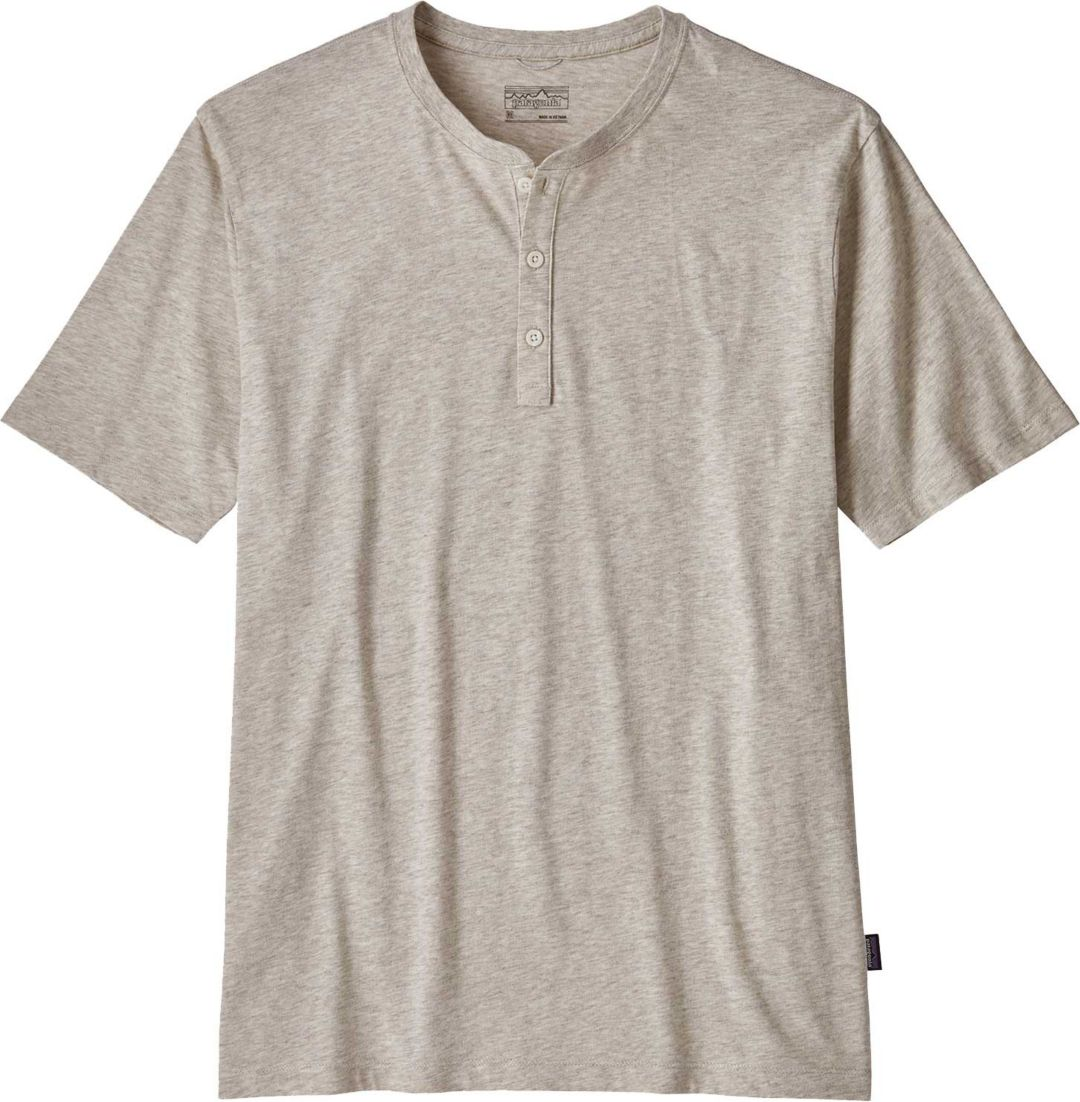 Patagonia Men S Squeaky Clean Henley T Shirt
