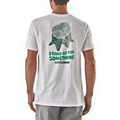 Patagonia Men's Stand Up Organic T-Shirt
