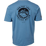 Patagonia Men's Safeguard Stencil World Trout Organic Cotton T-Shirt