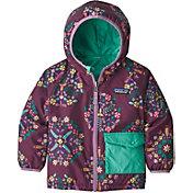 Patagonia Infant Reversible Puff-Ball Jacket