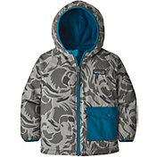 Patagonia Infant Reversible Puff-Ball Jacket