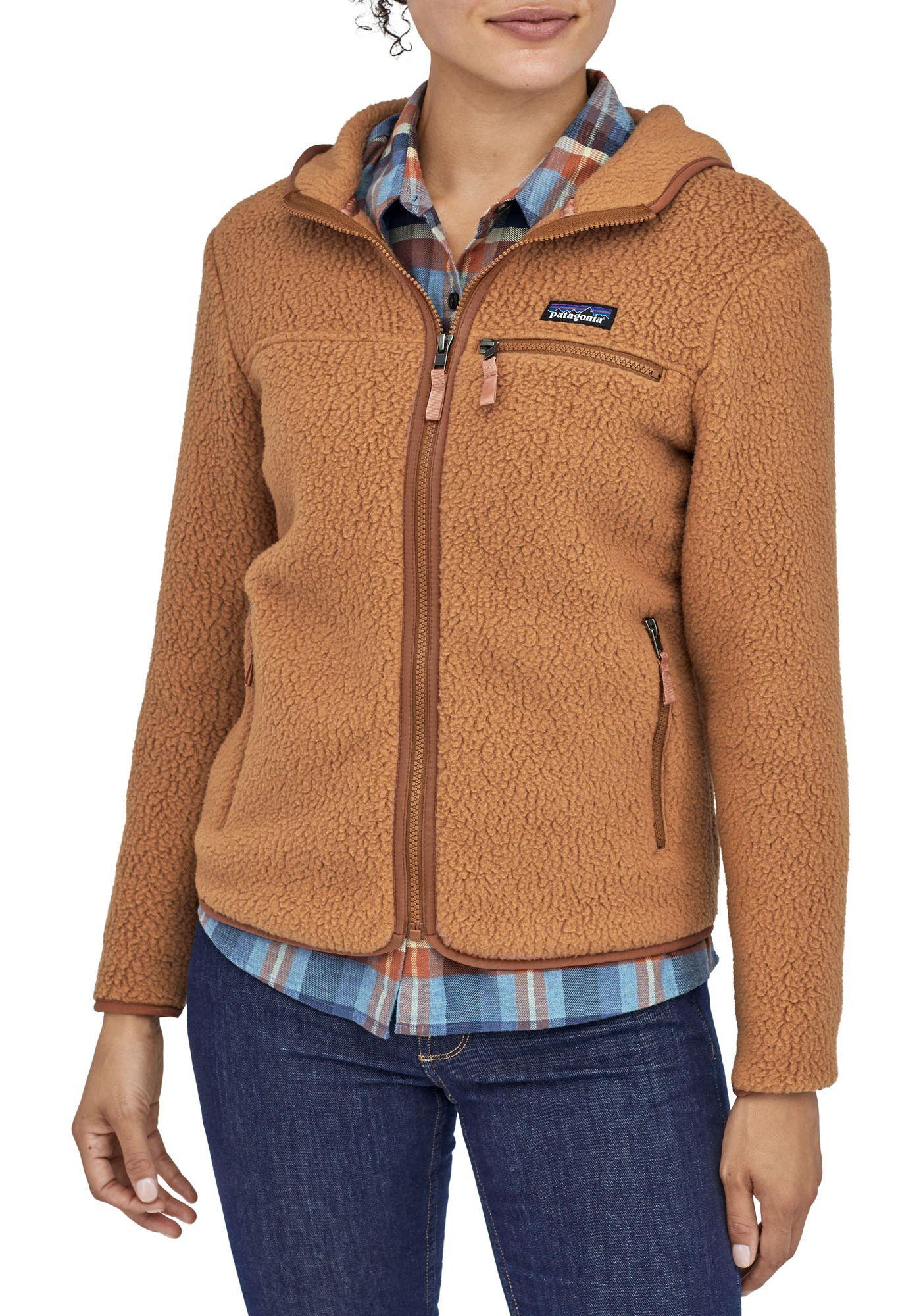 Patagonia Women's Retro Pile Fleece Hoodie