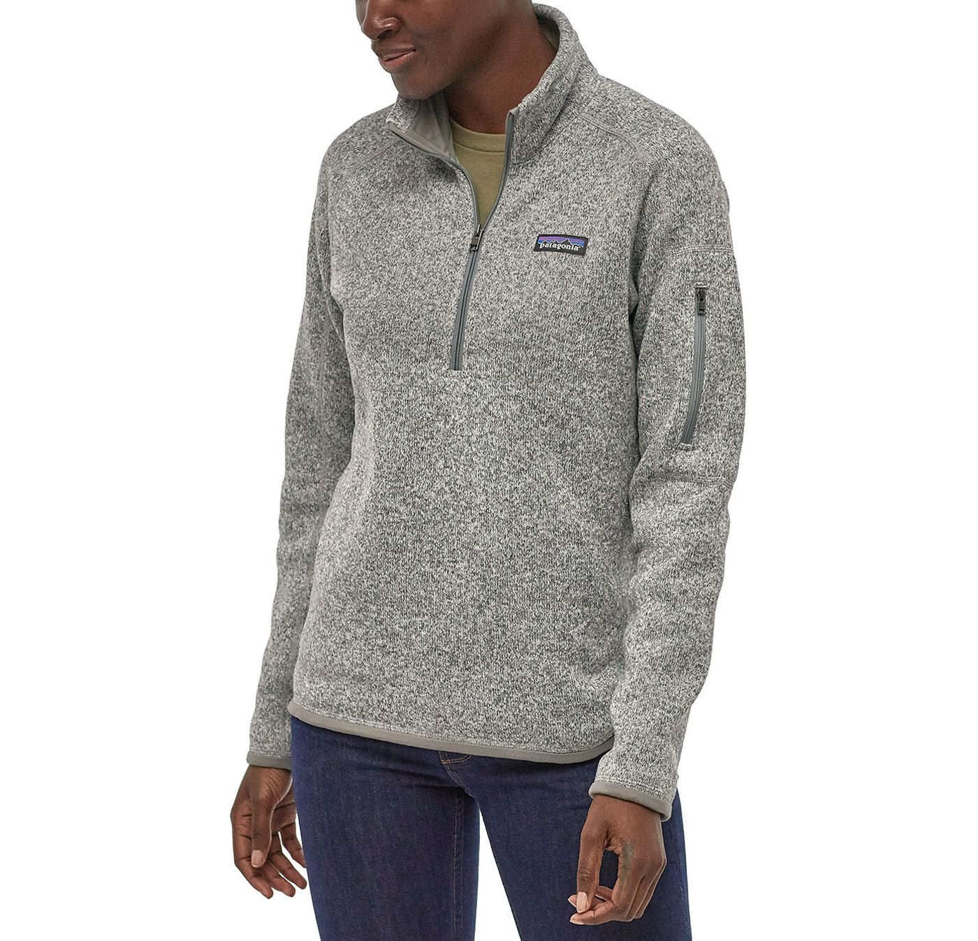 Patagonia Women's Better Sweater 1/4 Zip Pullover