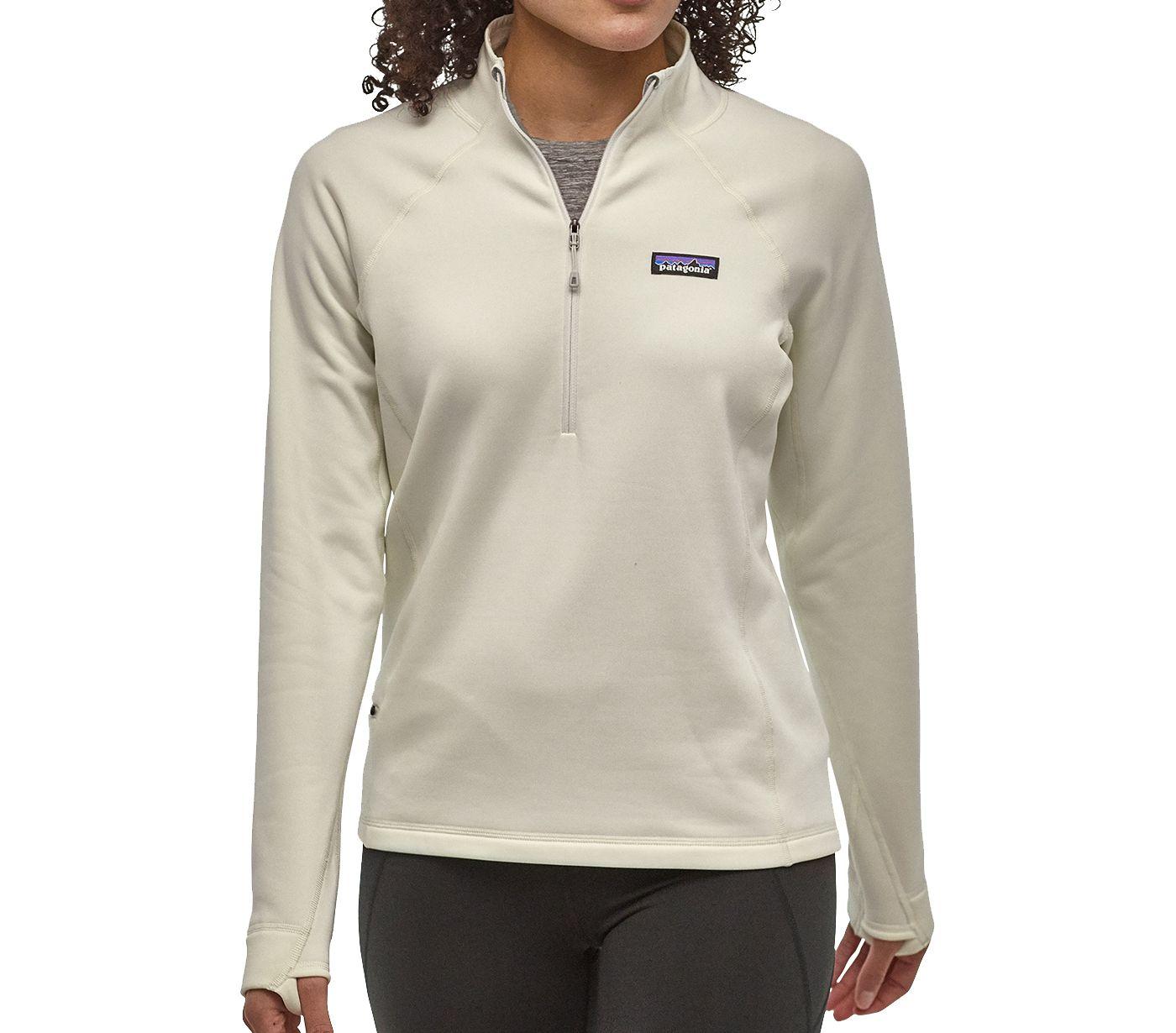Patagonia Women's Trek Quarter Zip Pullover