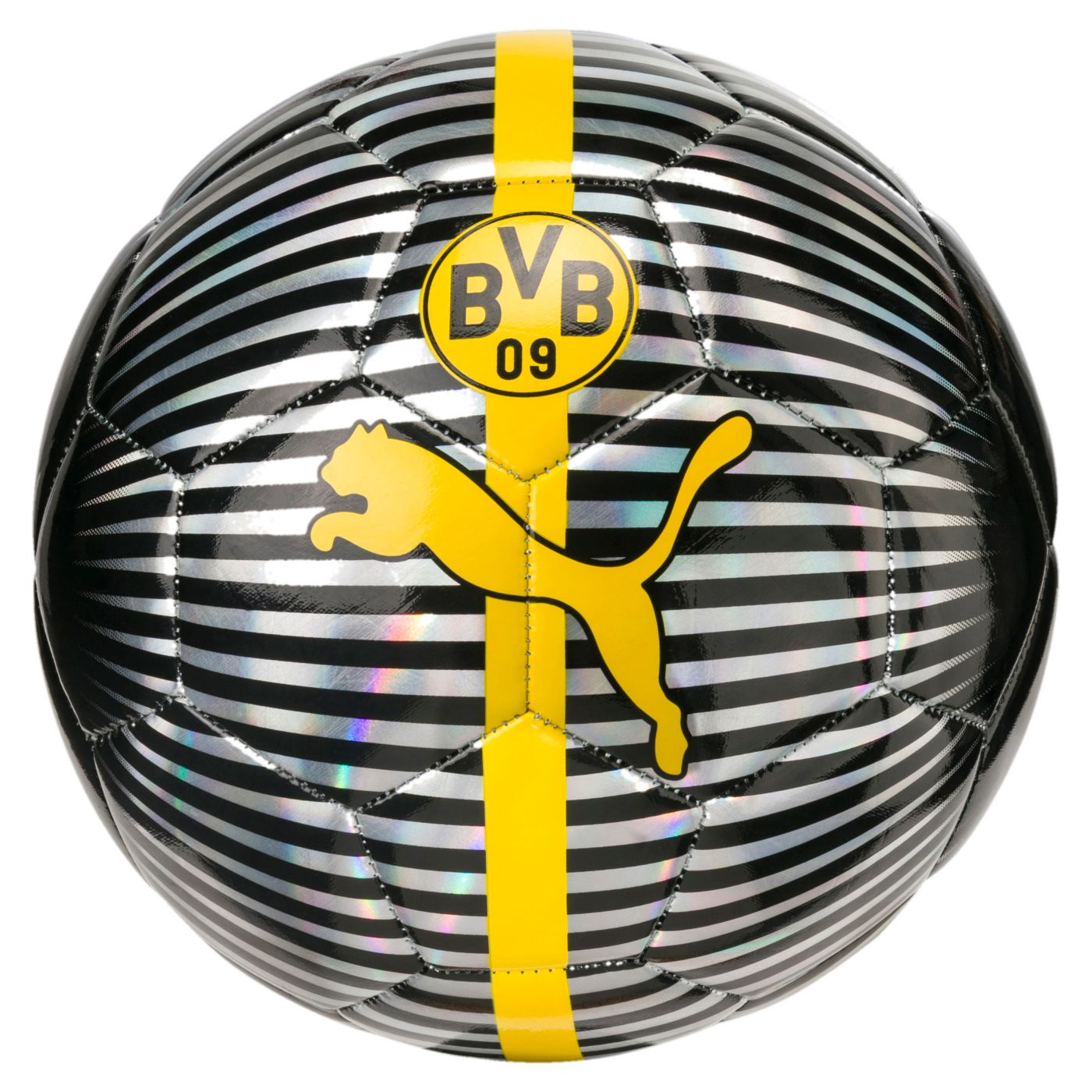 PUMA BVB One Chrome Soccer Ball