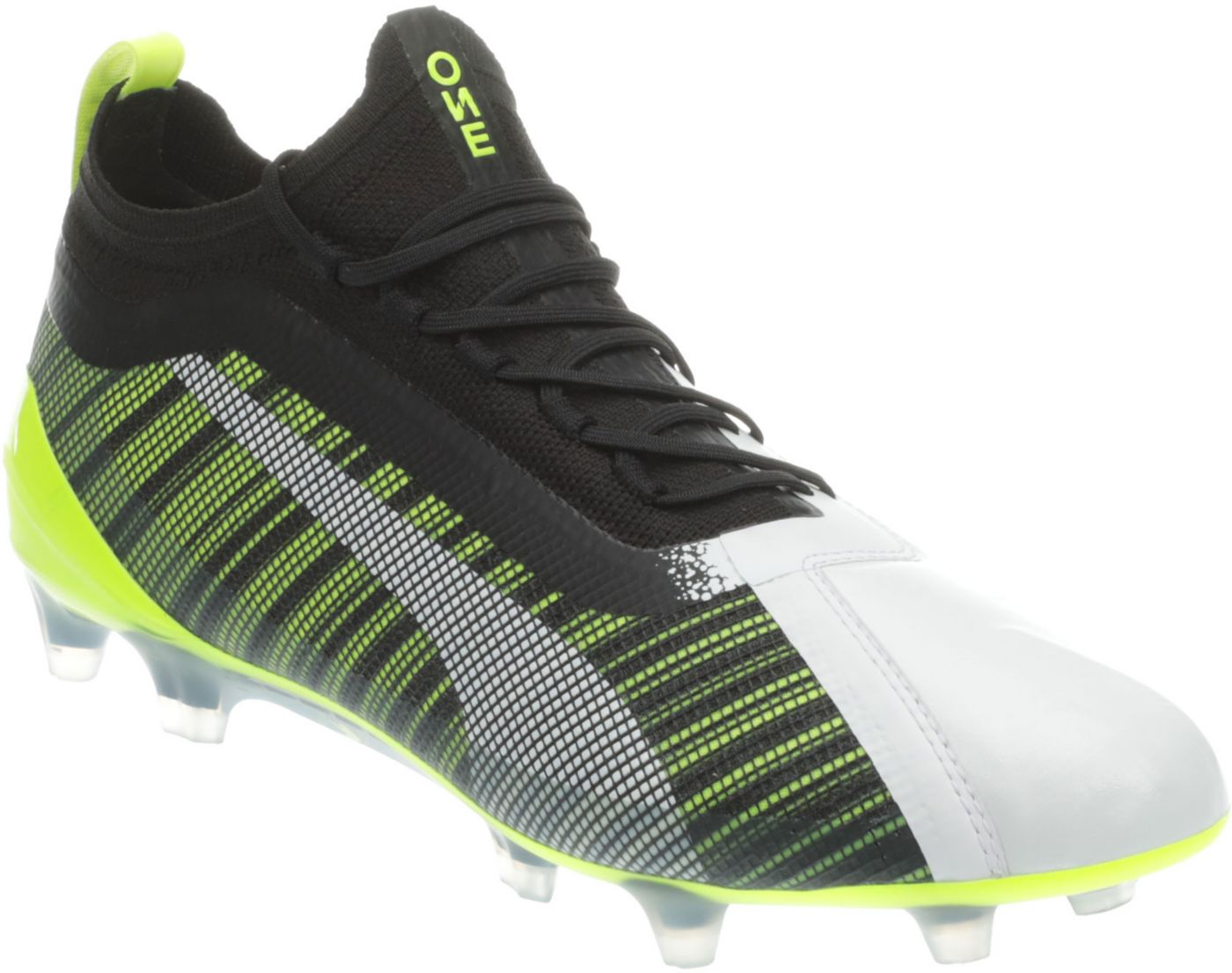 PUMA Men's ONE 5.1 FG/AG Soccer Cleats