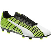 PUMA Men's ONE 5.4 FG/AG Soccer Cleats