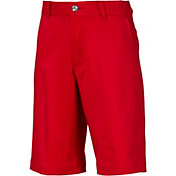 PUMA Boys' Stretch Golf Shorts