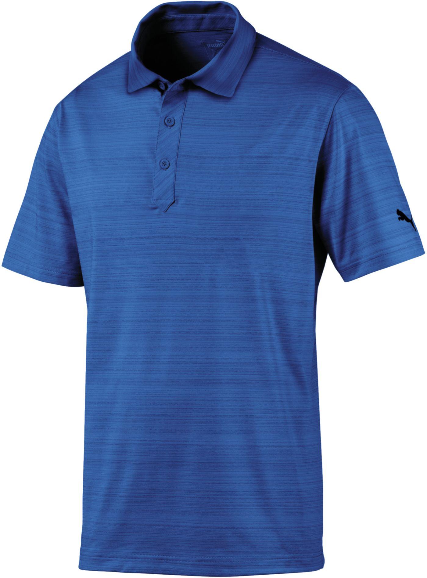 PUMA Men's Breezer Golf Polo
