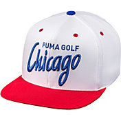 PUMA Men's City Collection Chicago Snapback Golf Hat