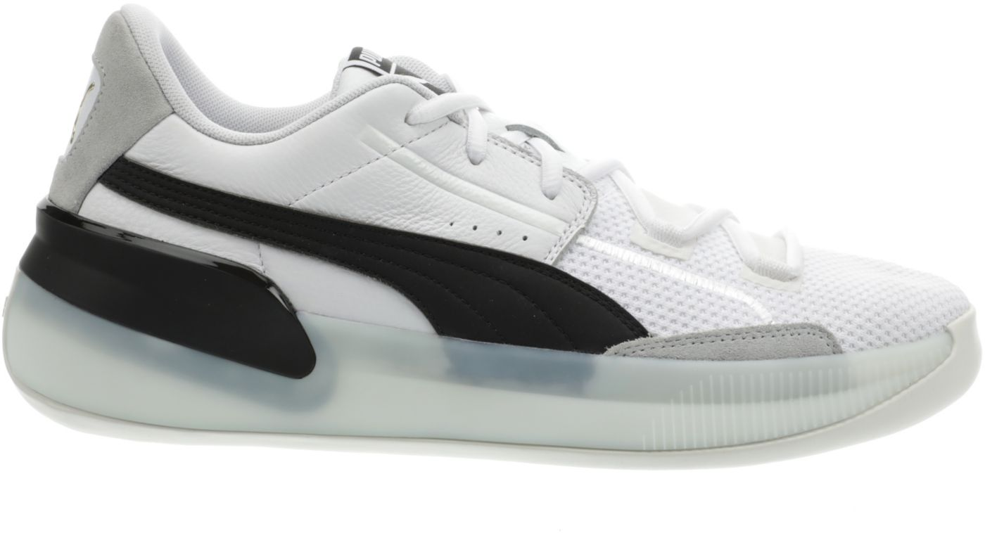 PUMA Clyde Hardwood Basketball Shoes