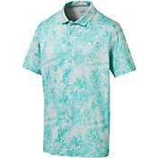 PUMA Men's Fronds Golf Polo