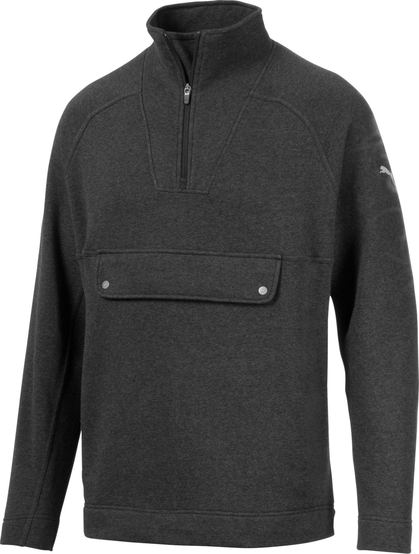 PUMA Men's Fusion ¼ Zip Golf Pullover