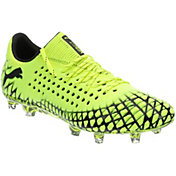 PUMA Men's Future 4.1 Netfit Low FG/AG Soccer Cleats