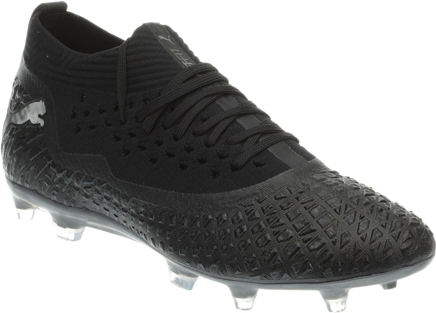PUMA Men's Future 4.2 Netfit FG/AG Soccer Cleats