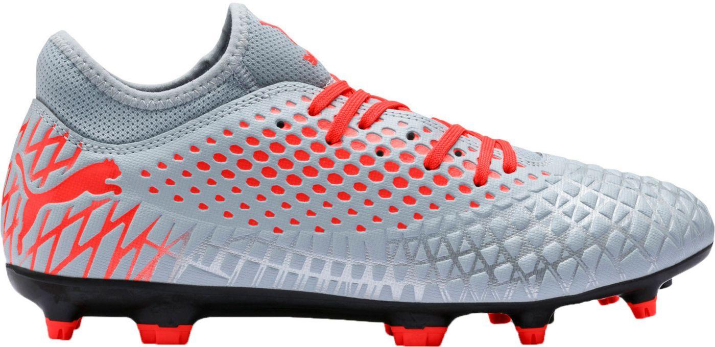 PUMA Men's Future 4.4 FG/AG Soccer Cleats