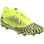 PUMA Men's Future 4.4 FG/AG Soccer Cleats