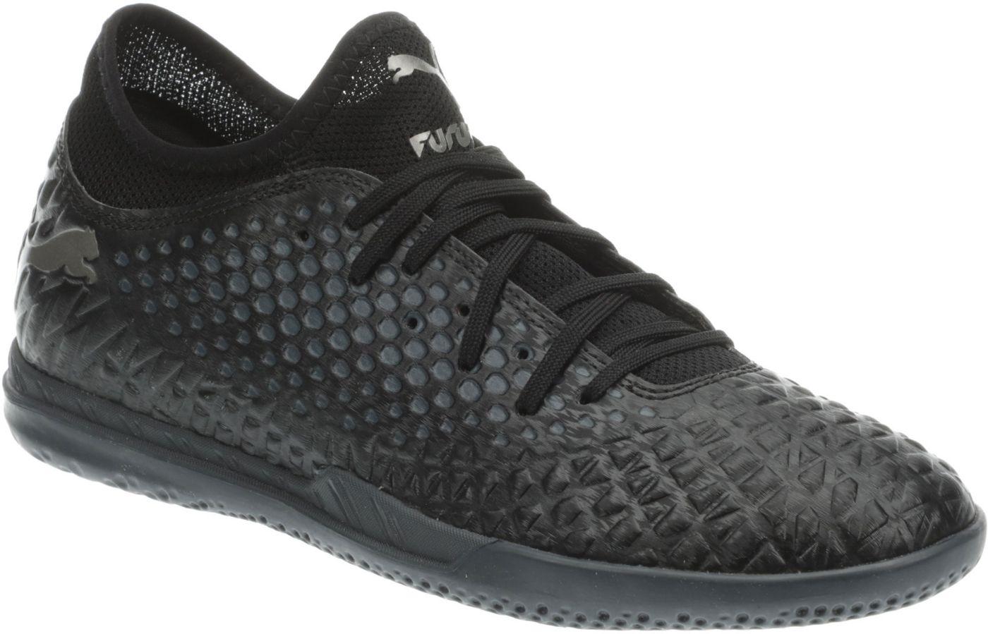 PUMA Men's Future 4.4 Indoor Soccer Shoes