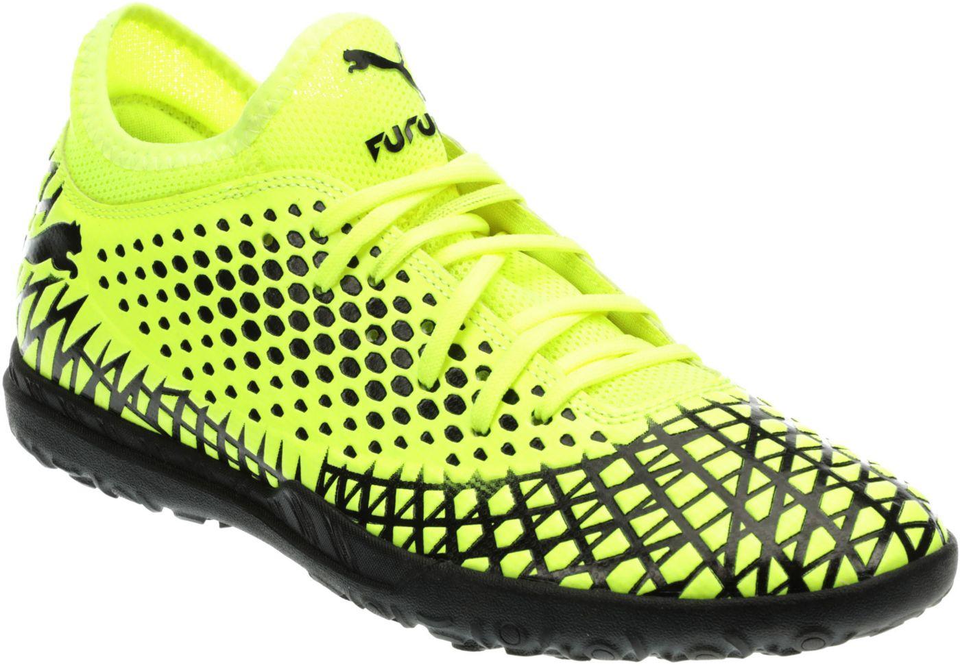 PUMA Men's Future 4.4 TT Soccer Cleats