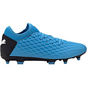 PUMA Men's Future 5.4 FG Soccer Cleats