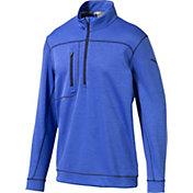 PUMA Men's Go Low ½ Zip Golf Pullover