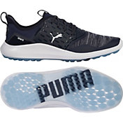 PUMA Men's IGNITE NXT Big Logo Golf Shoes