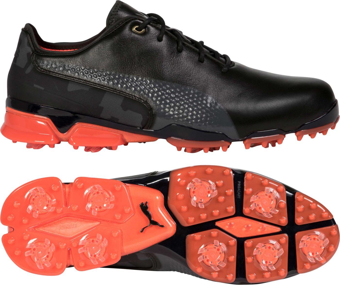 PUMA Men's Limited Edition Camo IGNITE PROADAPT Golf Shoes