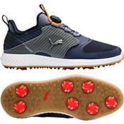 PUMA Men's IGNITE PWRADAPT Caged DISC Golf Shoes