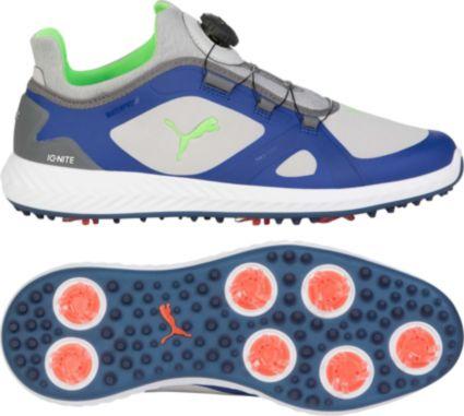 PUMA Men's Limited Edition IGNITE PWRADAPT DISC Golf Shoes