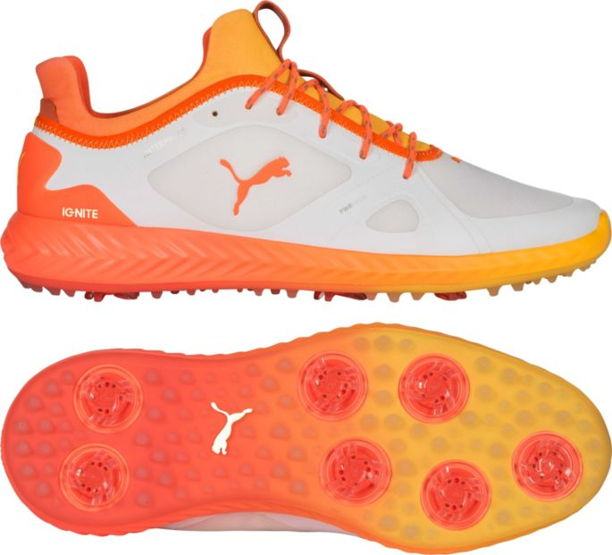 abed220e3c PUMA Men's Limited Edition IGNITE PWRADAPT SOLSTICE Golf Shoes