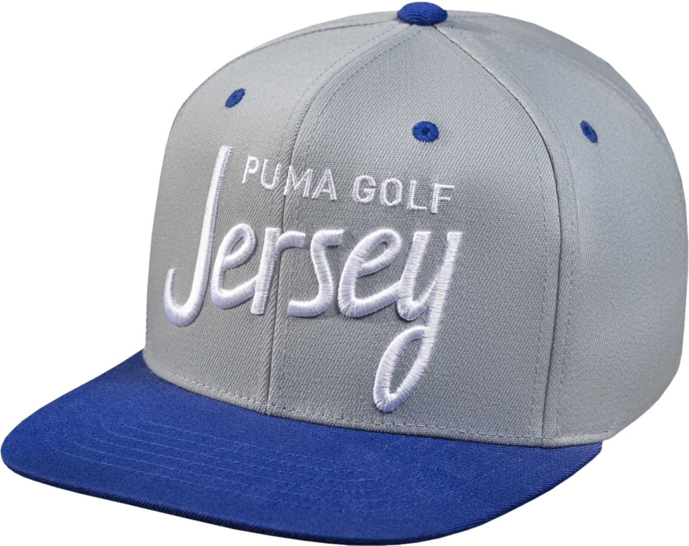 PUMA Men's City Collection Jersey Snapback Golf Hat