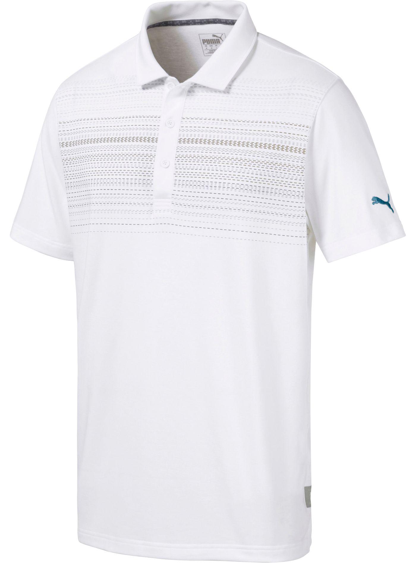 PUMA Men's Limelight Golf Polo