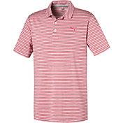 PUMA Men's Links Golf Polo