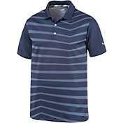 PUMA Men's ALTERKNIT Prismatic Golf Polo
