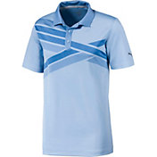 PUMA Men's Alterknit Texture Golf Polo