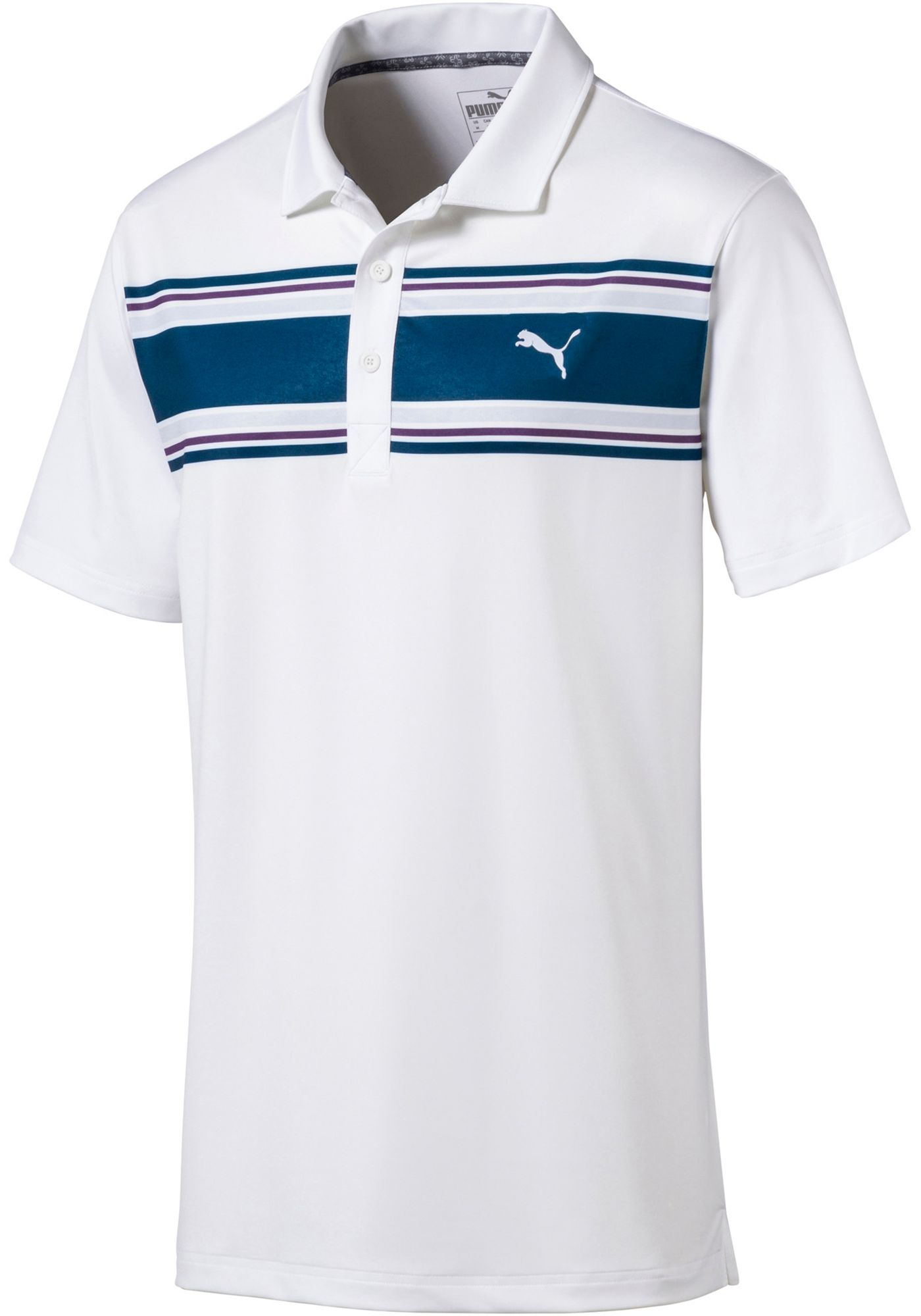 PUMA Men's Montauk Golf Polo
