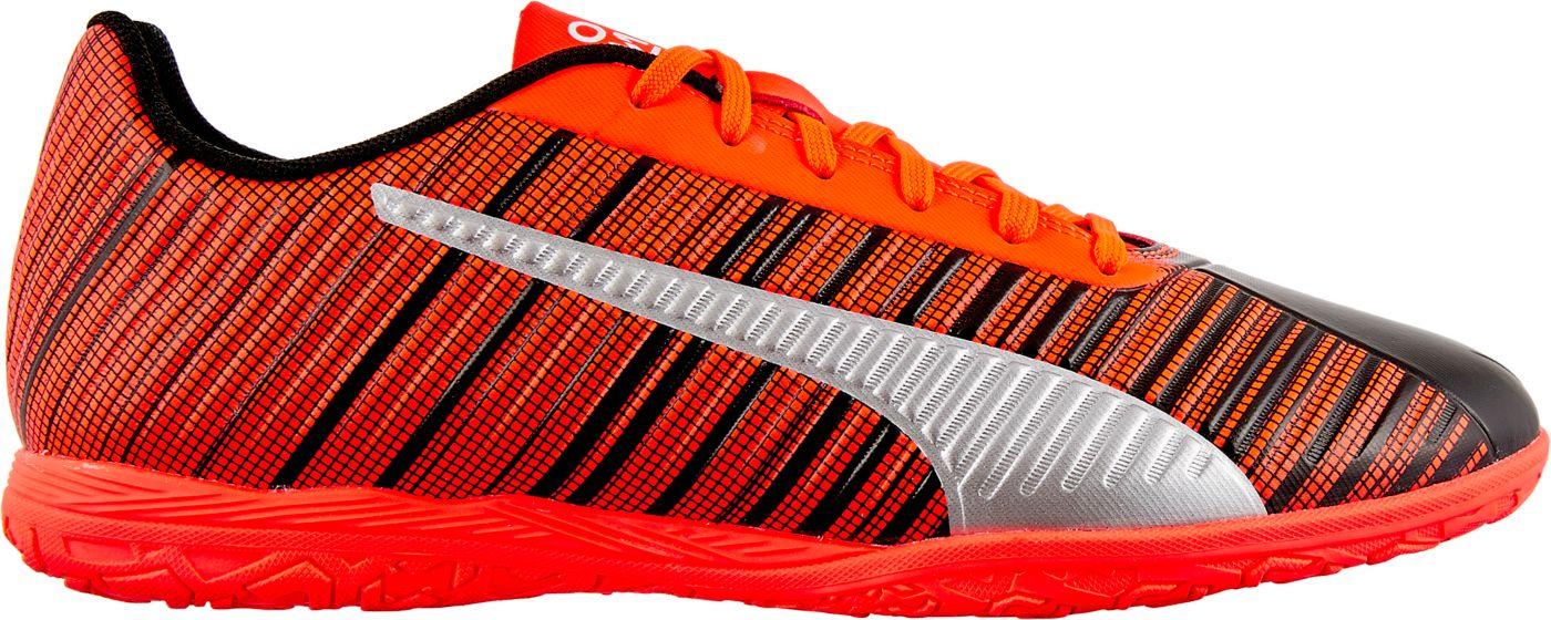 PUMA Men's ONE 5.4 Indoor Soccer Shoes