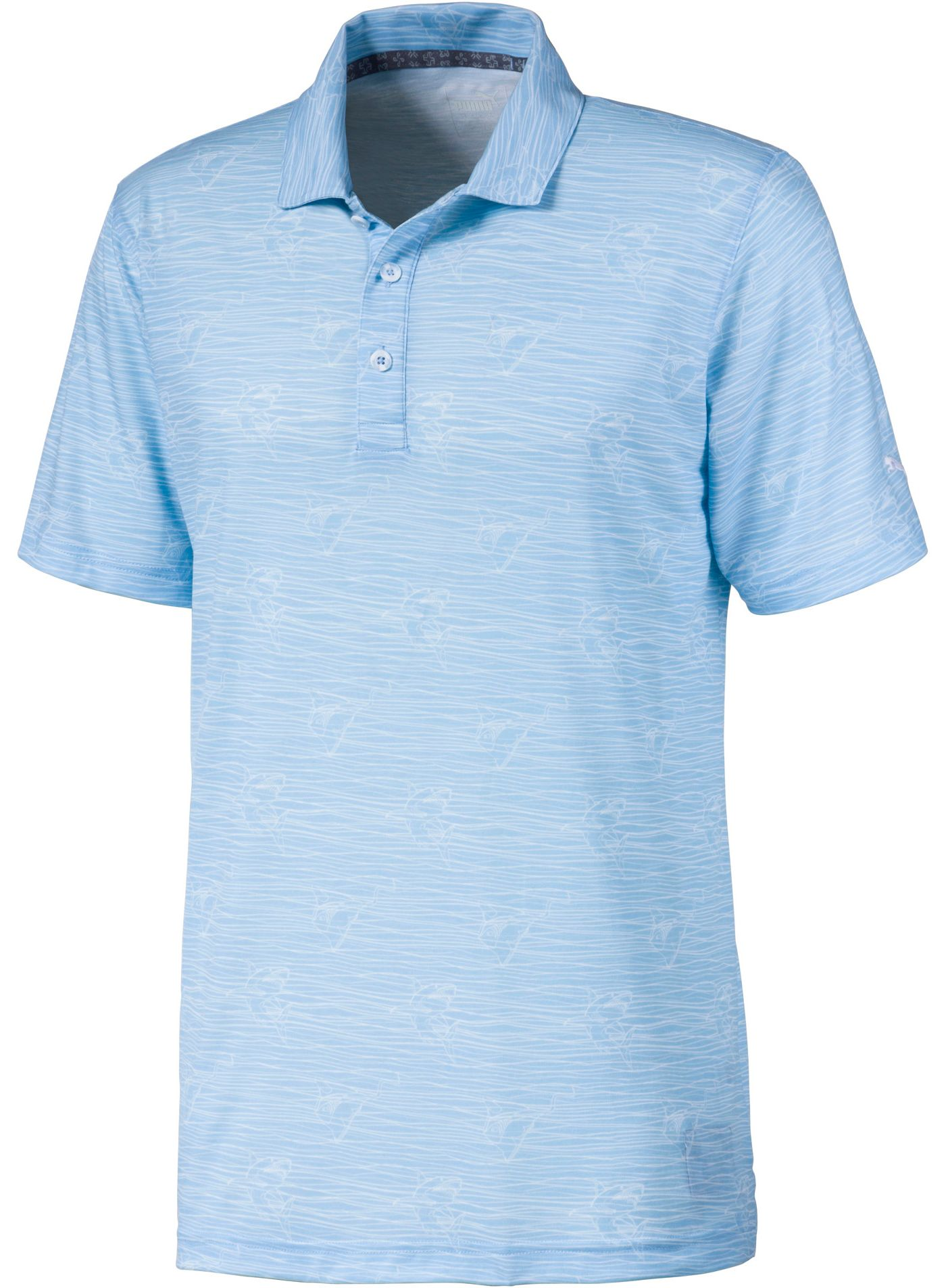 PUMA Men's Predators Golf Polo