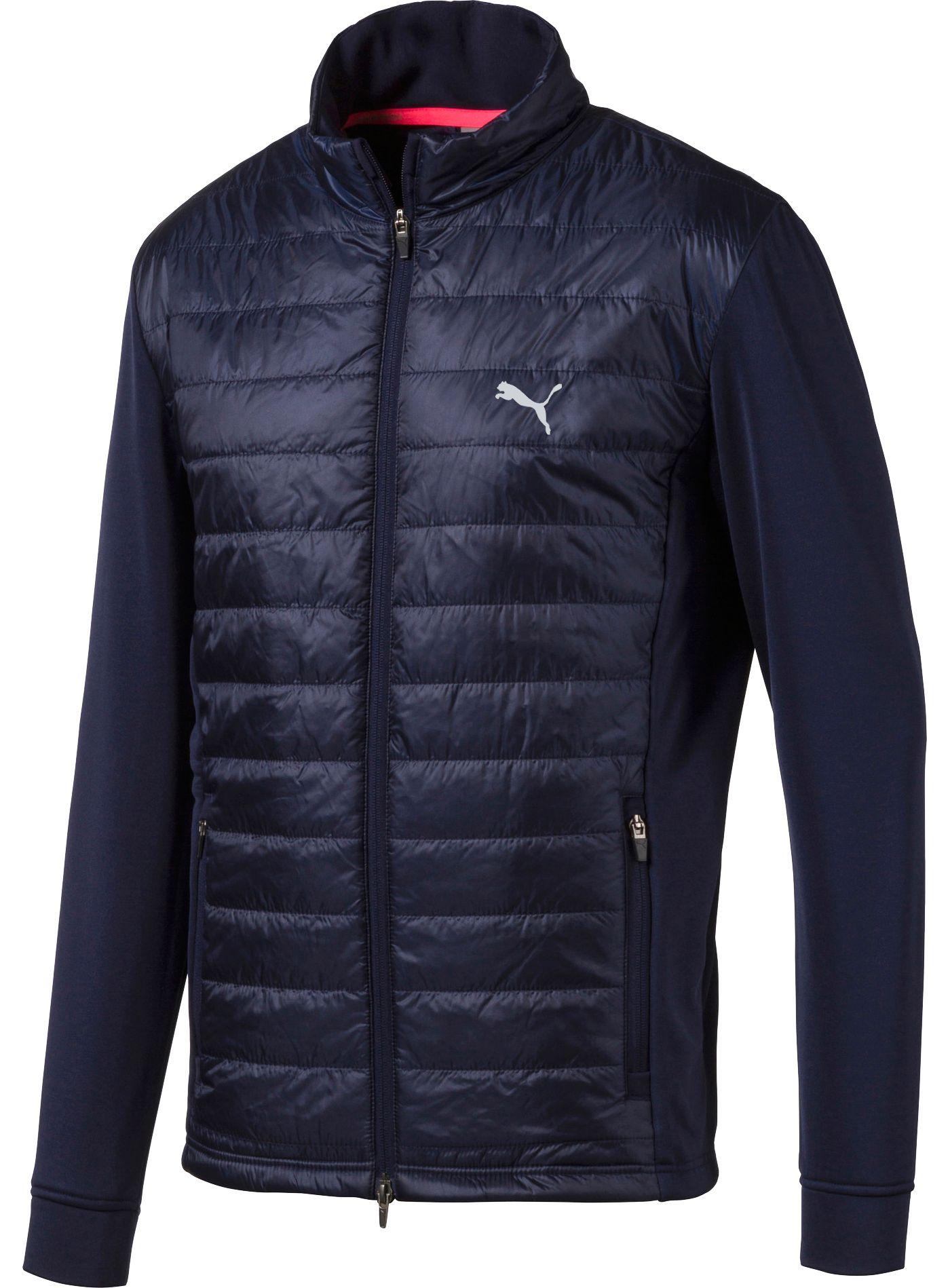 PUMA Men's Primaloft Golf Jacket