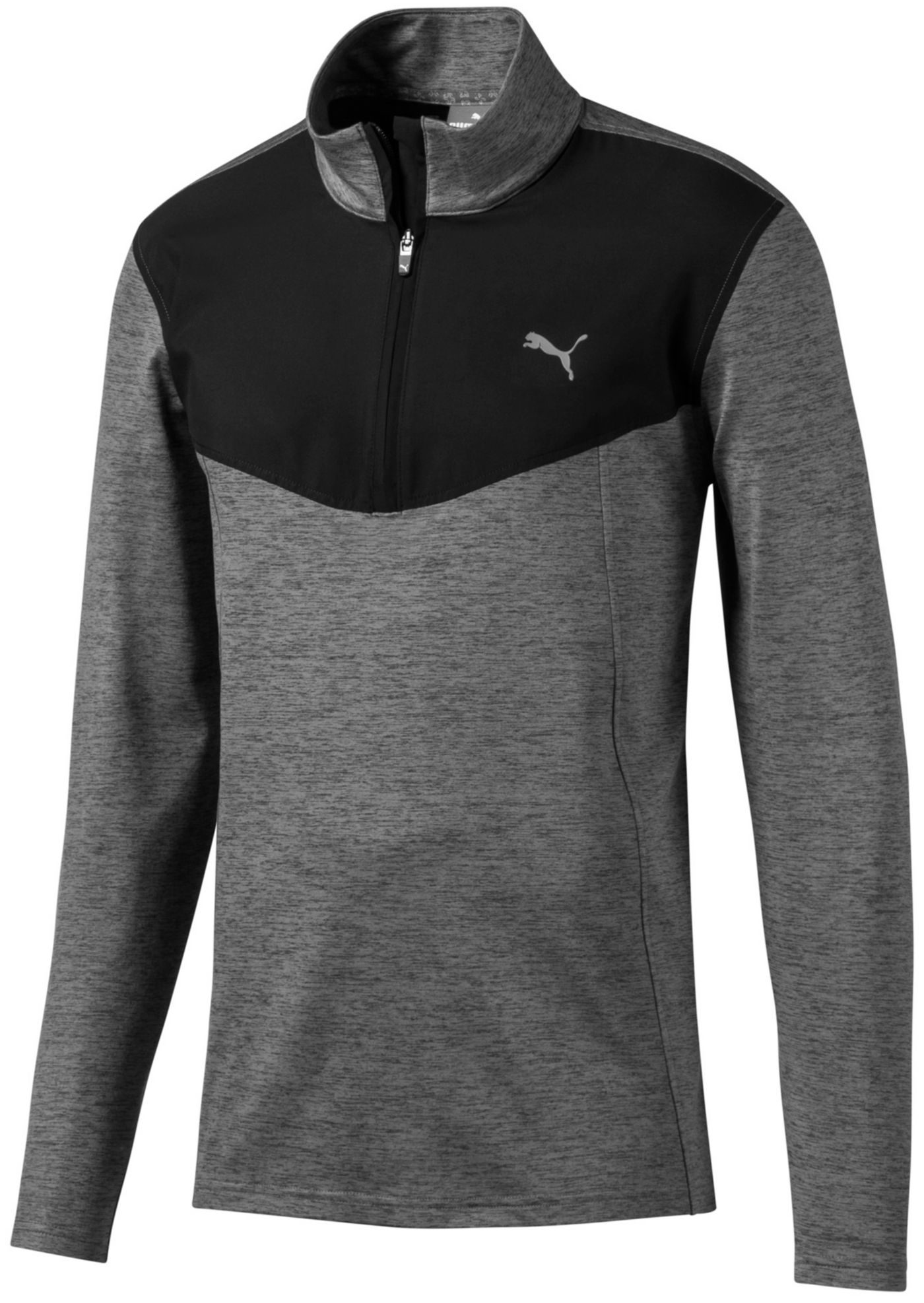 PUMA Men's Preston ¼ Zip Golf Pullover