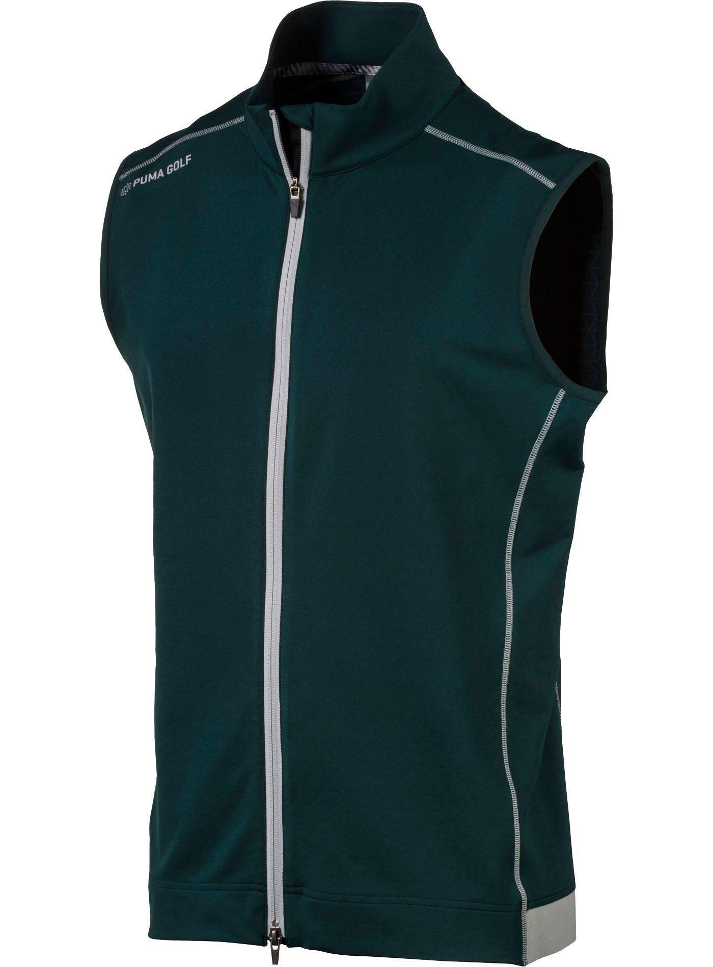 PUMA Men's PWRWARM Golf Vest