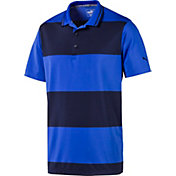 PUMA Men's Rugby Golf Polo