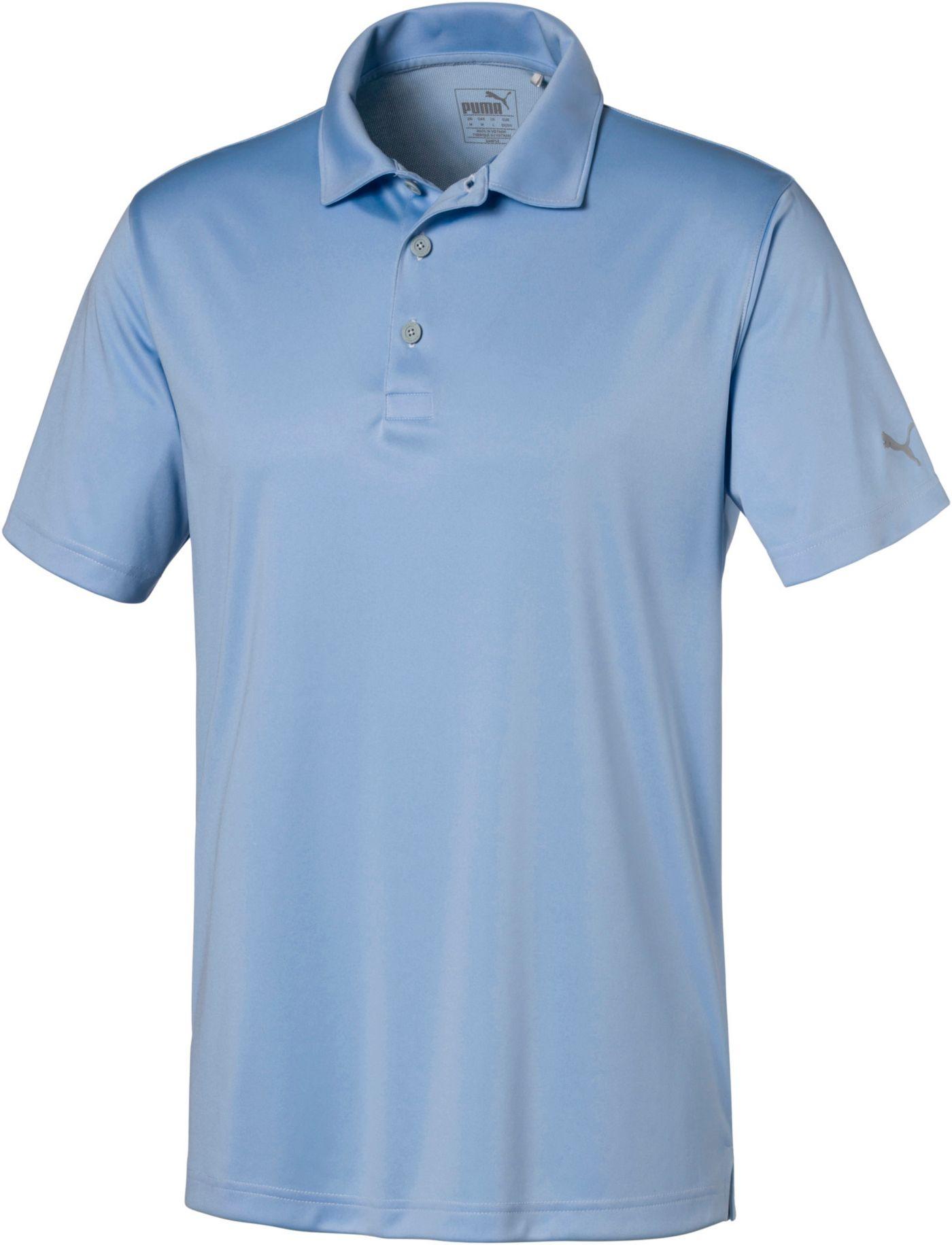 PUMA Men's Rotation Golf Polo