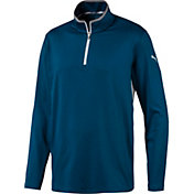 PUMA Men's Rotation ¼ Zip Golf Pullover